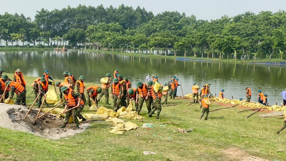 Bắc Giang: Tập trung nguồn lực xây dựng khu vực phòng thủ