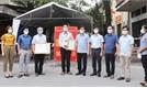Chủ tịch UBND tỉnh tặng Bằng khen cho Tổ Covid cộng đồng số 1, phường Hoàng Văn Thụ