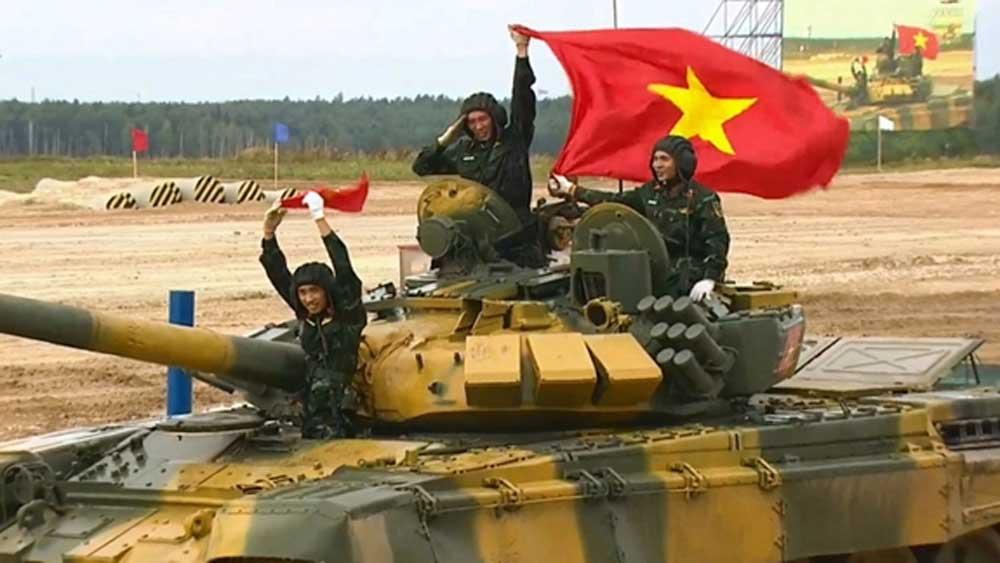 Army Games 2021: Khai mạc hội thao tại Trung Quốc
