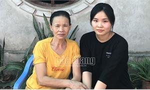 Cô học trò nghèo giàu nghị lực và ước mơ học đại học