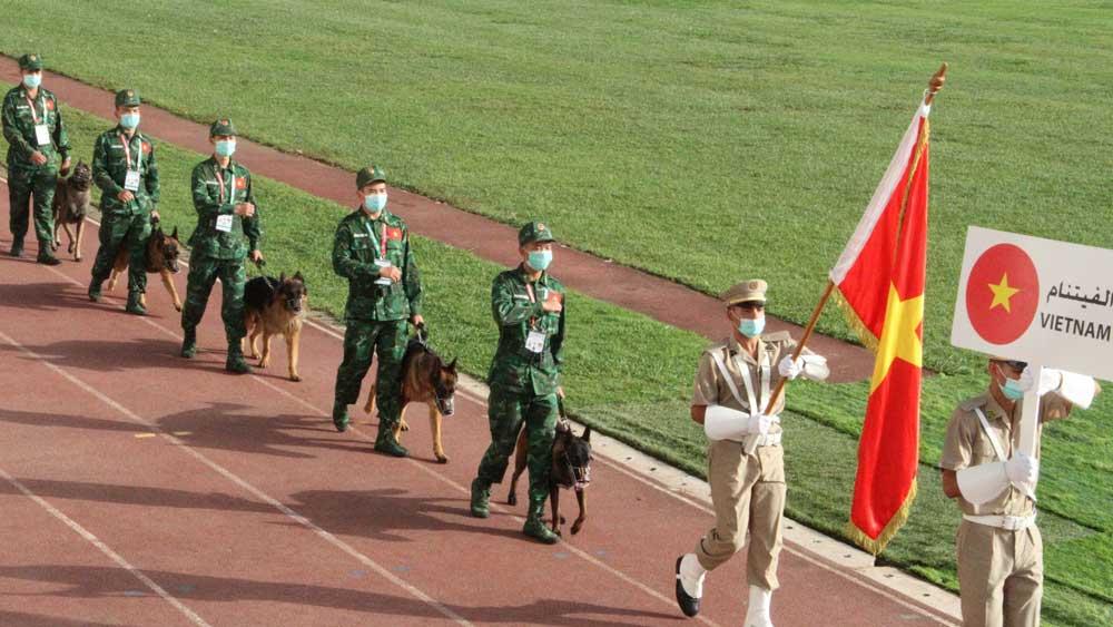 Army Games 2021: Khai mạc cuộc thi tại Algeria