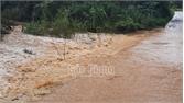 Mưa lớn khiến nhiều khu vực tại huyện Sơn Động bị chia cắt