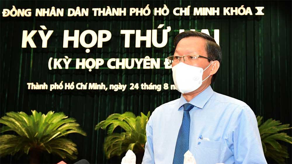 Ông Phan Văn Mãi được bầu giữ chức Chủ tịch UBND TP Hồ Chí Minh nhiệm kỳ 2021 – 2026
