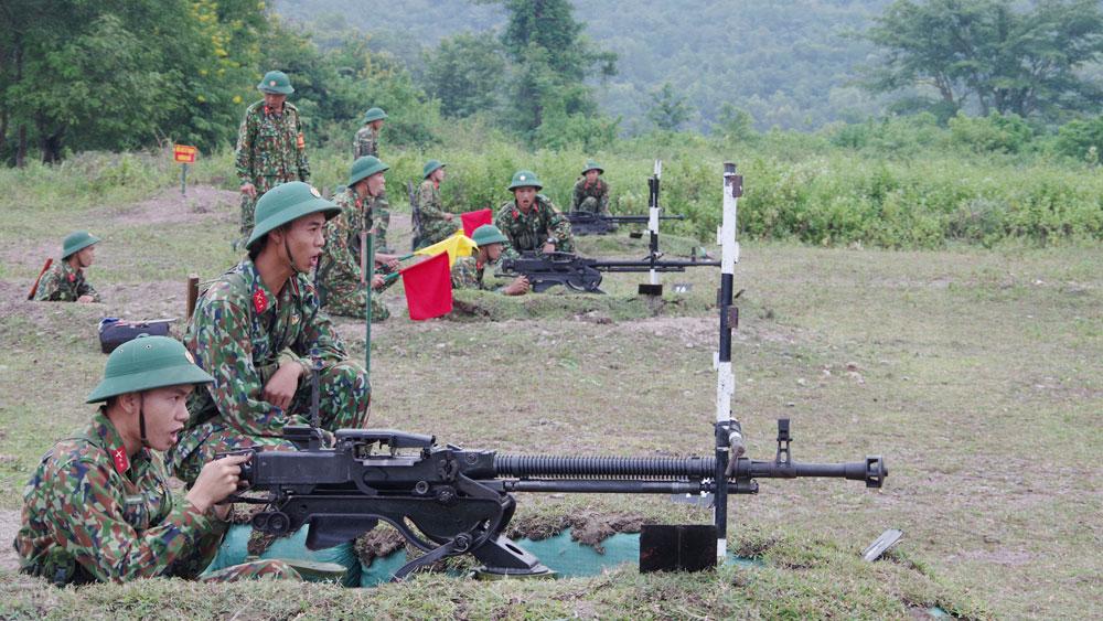 Trường Quân sự Quân đoàn 2: Đổi mới công tác đào tạo,  huấn luyện