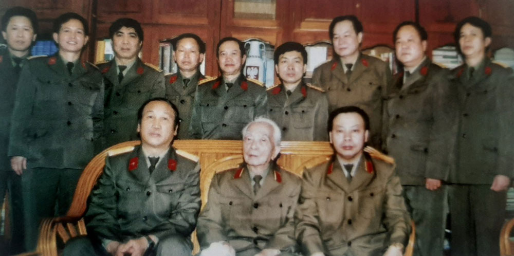 Kỷ niệm những lần gặp Đại tướng Võ Nguyên Giáp