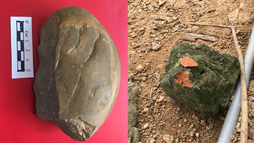 New prehistoric archaeological site discovered in Yen Bai