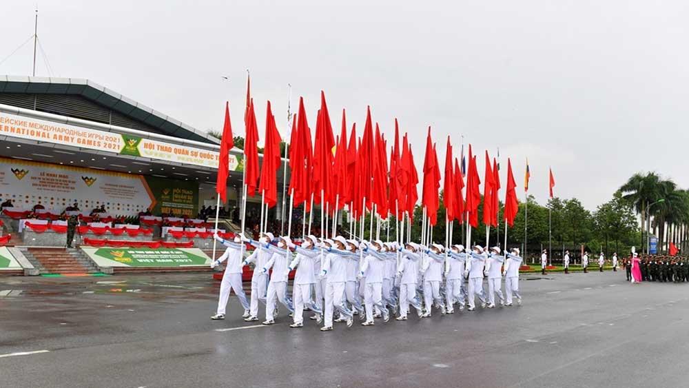 Sẵn sàng cho Hội thao Quân sự quốc tế 2021 tại Việt Nam