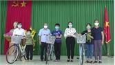 Yên Dũng: Tặng 70 xe đạp cho học sinh có hoàn cảnh khó khăn