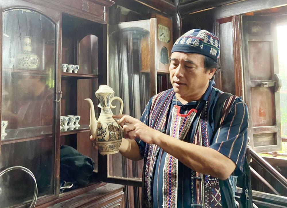 thị trấn Chũ, Lục Ngạn, Bắc Giang,  Lê Văn Tiến, nét xưa lưu lại chốn này