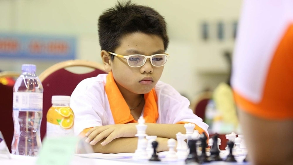 Eight Vietnamese, advance to quarterfinal, youth chess world cup, FIDE, Online Rapid World Cup Cadets & Youth,Vietnamese players