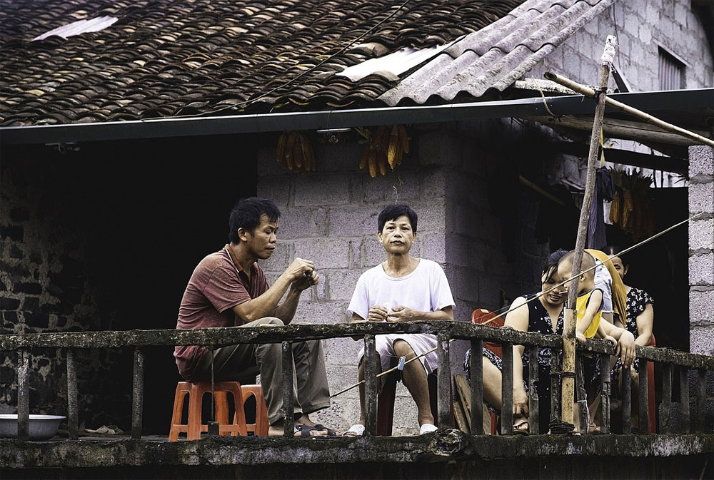 Time stand still, Covid-free Northern village, Na Vi ancient stone village, Cao Bang Province, tranquility, slow pace of life