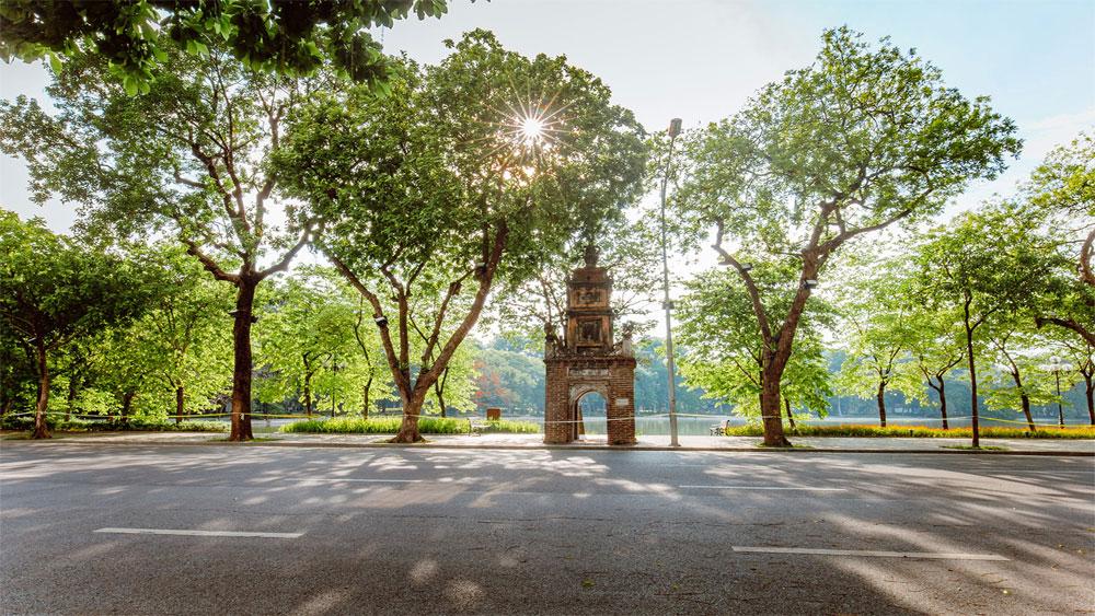 A quiet autumn in Covid-restricted Hanoi