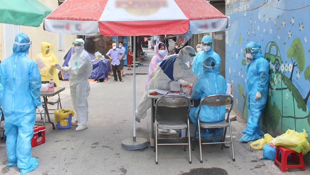Hanoi, Covid-19 screening plan, social distancing, Covid-19 pandemic, mass testing plan, coronavirus in the community