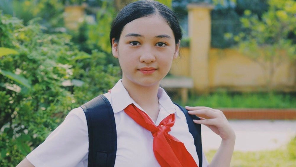 Vietnamese student wins third prize at 50th UPU writing contest