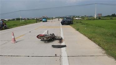 Việt Yên: Một người tử vong vì tai nạn giao thông