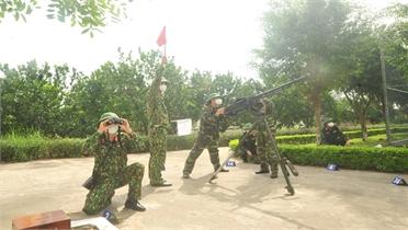 LLVT tỉnh Bắc Giang thi đua thực hiện hai nhiệm vụ trọng tâm