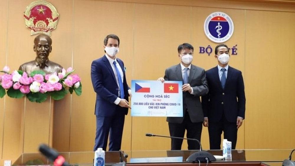 Vietnam, Covid-19 vaccines, Czech Republic, Covid-19 pandemic, global concern, AstraZeneca and Moderna
