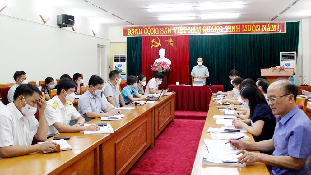 Bắc Giang, Việt Yên, Nghị quyết 68, tiến độ, covid-19, hỗ trợ