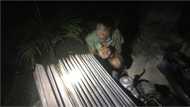 Bắc Giang: Đối tượng đang chở tang vật trộm cắp gặp ngay công an