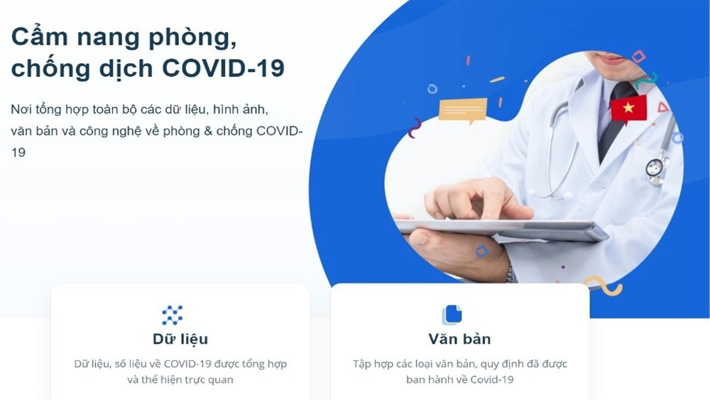 E-handbook, Covid-19 prevention and control, first version, technology section, health declarations