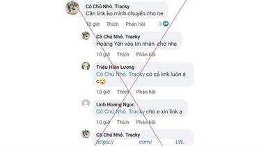 Việt Yên xử lý 4 trường hợp vi phạm quy định khi dùng mạng xã hội