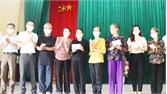 TP Bắc Giang: Gần 1 tỷ đồng hỗ trợ hộ dân đặc biệt khó khăn