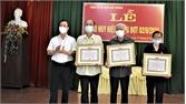 Tân Yên: 167 đảng viên được tặng Huy hiệu Đảng