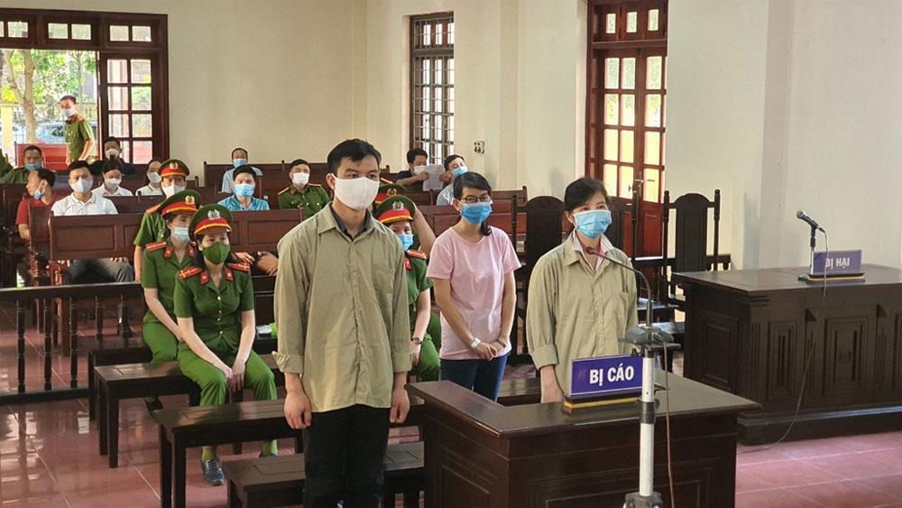 Trưởng Đoàn Thanh tra Bộ Xây dựng bị tuyên phạt 15 năm tù giam
