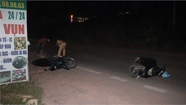 Việt Yên: Tai nạn giao thông, 1 người tử vong