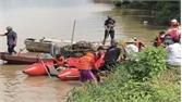 Tìm thấy thi thể thanh niên nhảy xuống sông Lục Nam