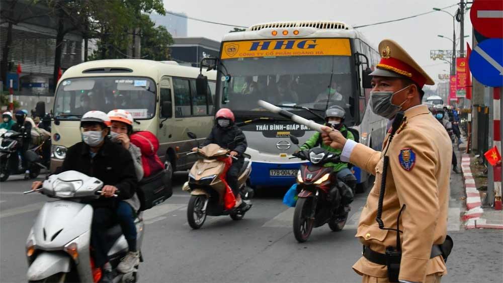 Hai ngày nghỉ lễ, cả nước xảy ra 31 vụ tai nạn giao thông, làm chết 13 người