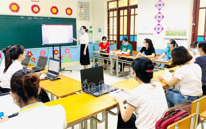TP Bắc Giang: Điều chỉnh phương án tổ chức khai giảng năm học 2021-2022