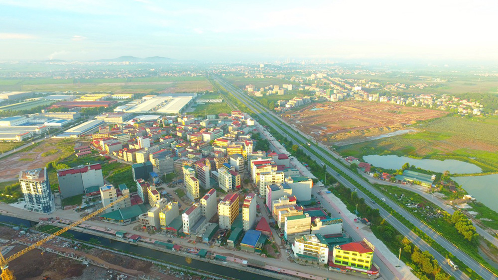 New days, Nui Hieu village, Bac Giang province, Covid-19 pandemic, industrial park, epicenter, peace comes again, Covid-19 infection
