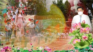 Ngày khai giảng đặc biệt của học sinh Bắc Giang