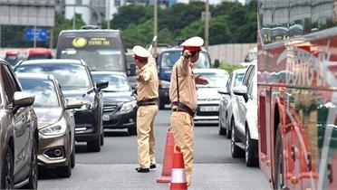 Bốn ngày nghỉ lễ, 24 người chết vì tai nạn giao thông