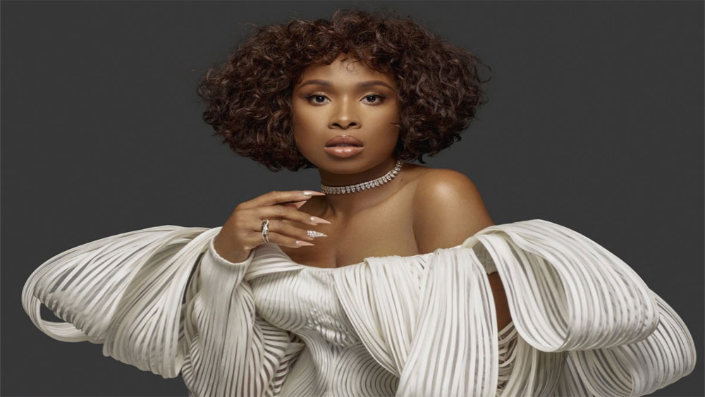 Jennifer Hudson appeared in a piece from Cong Tri