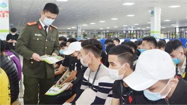 """Bắc Giang: Đấu tranh phòng ngừa """"đạo chích"""""""