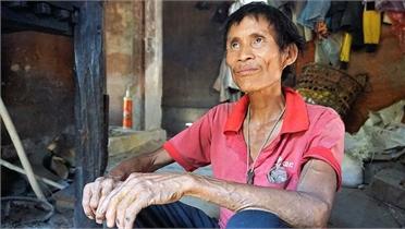 """""""Người rừng"""" Hồ Văn Lang qua đời"""