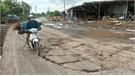 Đề nghị sớm khắc phục các tuyến đường bị hư hỏng nặng tại Yên Thế