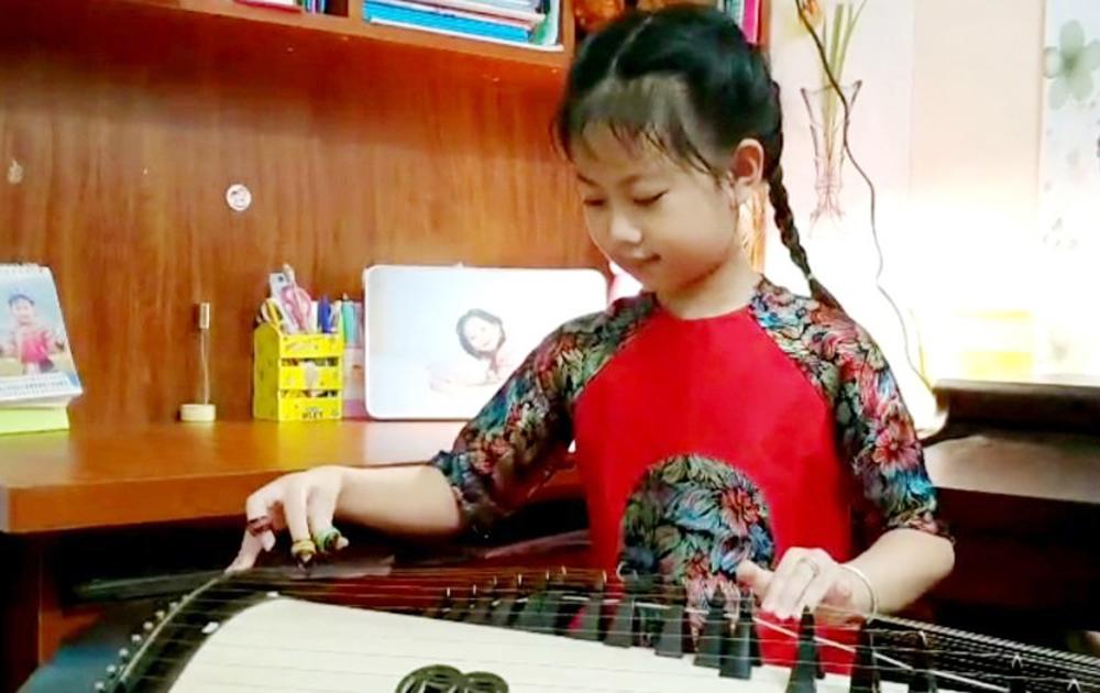 Đại sứ Văn hóa đọc, Bắc Giang, năm 2021, em Nguyễn Trần Vân Khánh, Trường Tiểu học Lê Lợi, yêu kể chuyện, say văn nghệ