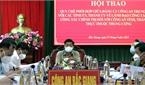 Tăng cường phối hợp lãnh đạo công tác đảng, công tác chính trị trong Công an nhân dân