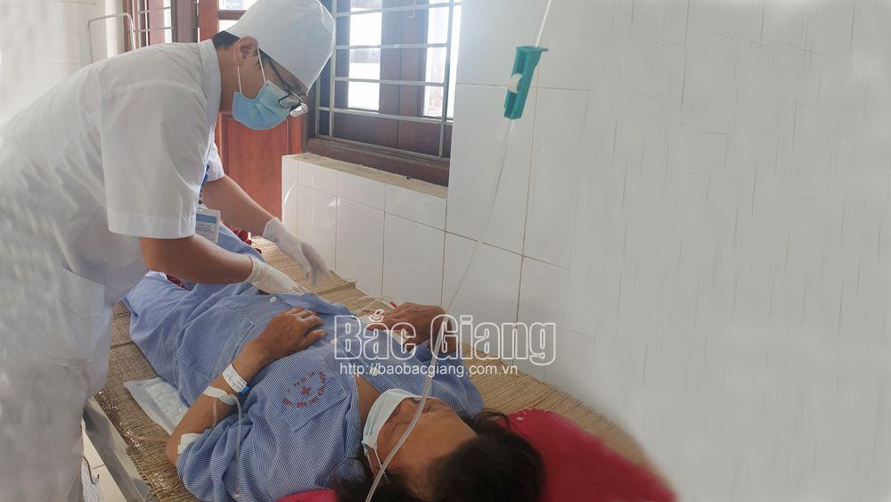 Bắc Giang: Cứu sống một bệnh nhân vỡ thận do tai nạn