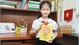 Third grade student wins Reading Culture Ambassador Prize in Bac Giang
