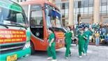 Hơn 800 nhân viên y tế Bắc Giang hỗ trợ TP Hà Nội phòng, chống dịch