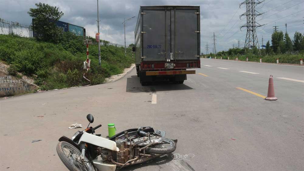 Việt Yên, Lục Nam xảy ra TNGT làm 2 người tử vong