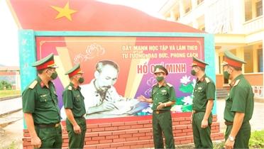 Ban CHQS huyện Sơn Động: Tạo đột phá trong xây dựng đơn vị vững mạnh toàn diện