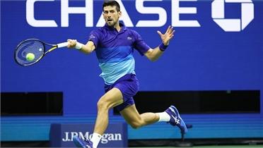 Djokovic thắng Berrettini với tỷ số 3-1 ở giải Mỹ Mở rộng
