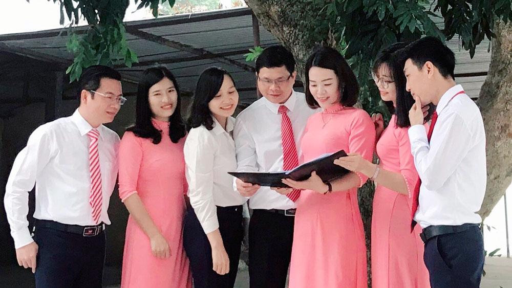 Khoa Nhà nước và Pháp luật Trường Chính trị tỉnh Bắc Giang: Giảng dạy giỏi, nhiều đề tài khoa học