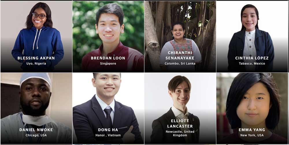 10X Việt, vào top ,50 sinh viên xuất sắc toàn cầu, Đồng Ngọc Hà
