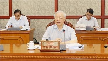 Ban Chỉ đạo Trung ương về phòng, chống tham nhũng sẽ thêm chức năng phòng, chống tiêu cực